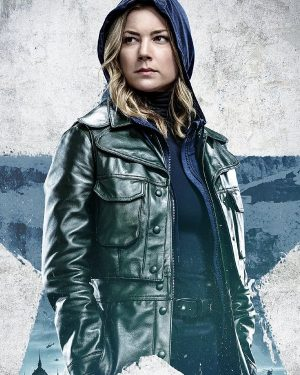 The Falcon and the Winter Soldier Sharon Carter Leather Jacket