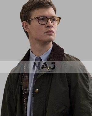 Theo Decker The Goldfinch Ansel Elgort Cotton Jacket
