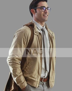 Tyler Hoechlin Supergirl Cotton Jacket