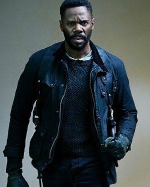 Fear The Walking Dead Colman Domingo Black Jacket
