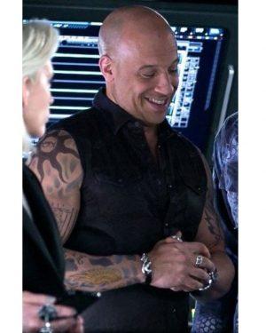 Xxx Return of Xander Cage Vin Diesel Cotton Vest