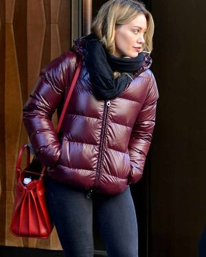 Younger Kelsey Peters Hooded Puffer Jacket