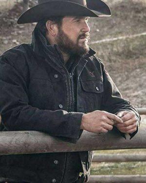 rip wheeler black jacket
