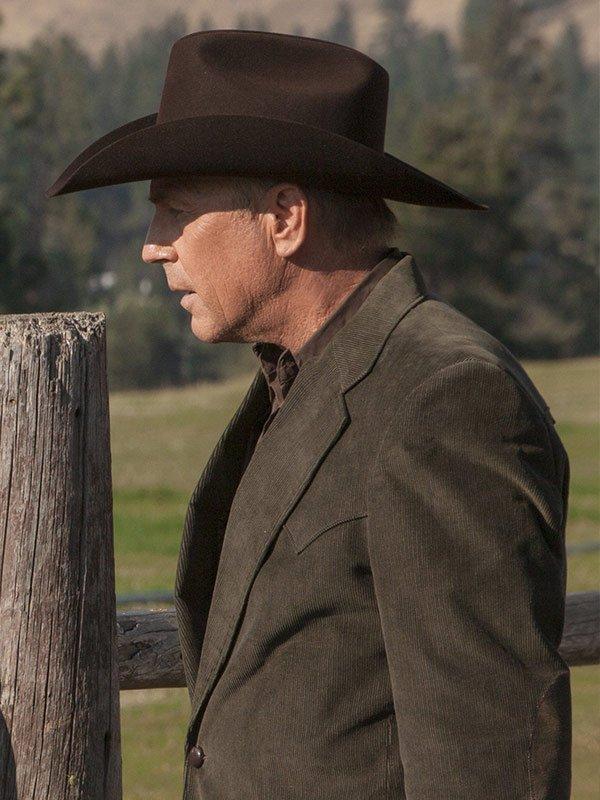 yellowstone john dutton coat